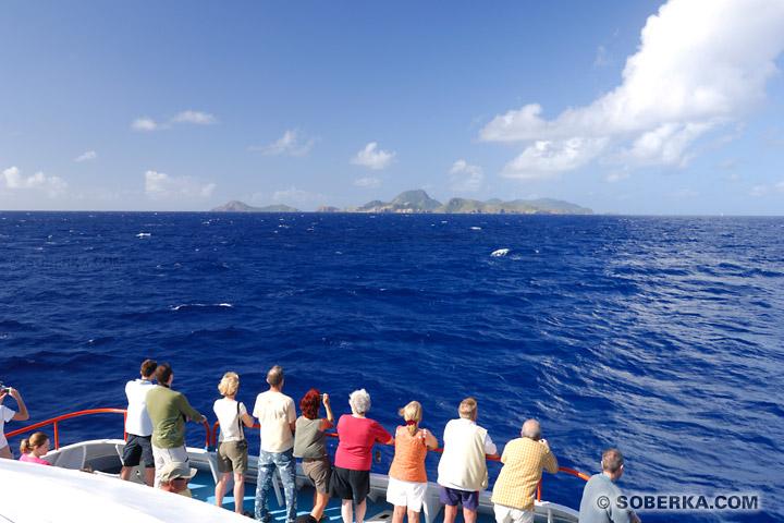 Bateau vers les Saintes - Les Saintes - Guadeloupe
